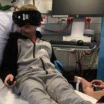 VR under stik